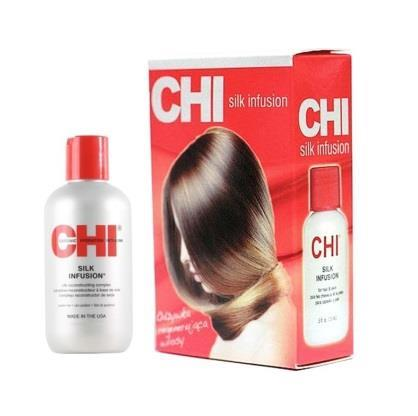 CHI Silk Infusion jedwab do włosów 15ml
