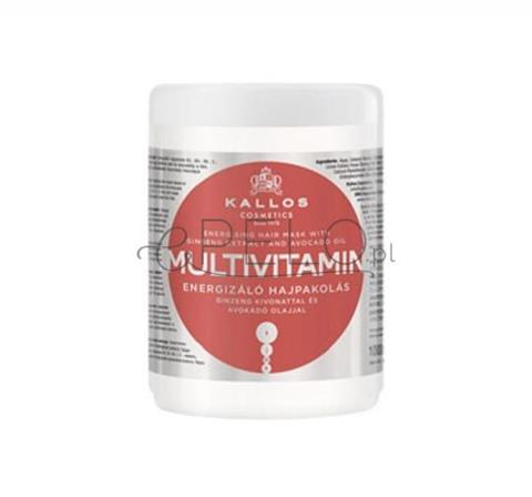 Kallos Maska Multivitamin 1000ml