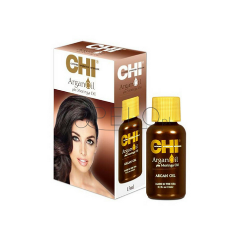 CHI Argan Oil & Moringa serum z olejkami 15ml