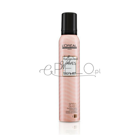 Loreal Tecni Art Spiral Queen pianka do loków 200 ml