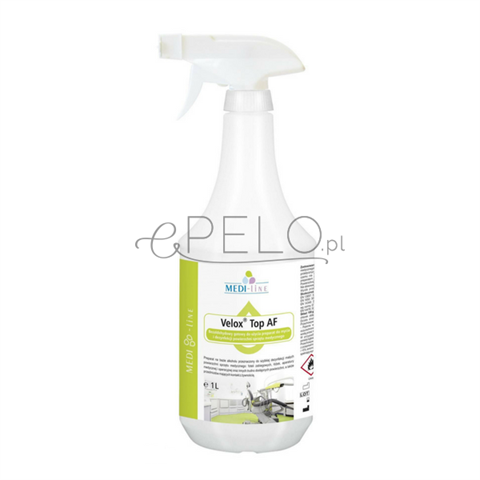 Medi-Line Velox Top AF preparat do dezynfekcji 1000 ml