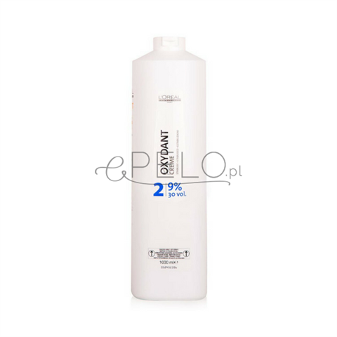 Loreal Oxydant 9% woda w kremie do farb 1000 ml